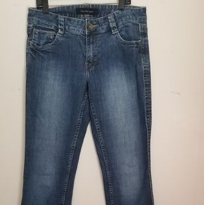 Women's Size 8 Calvin Klein Bootcut Jeans T6-2